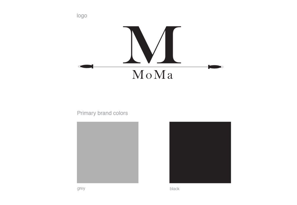 Moma brand