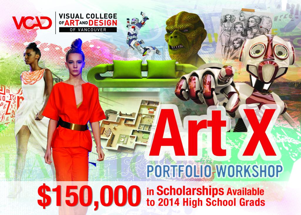 VCAD ArtxPostcard_front